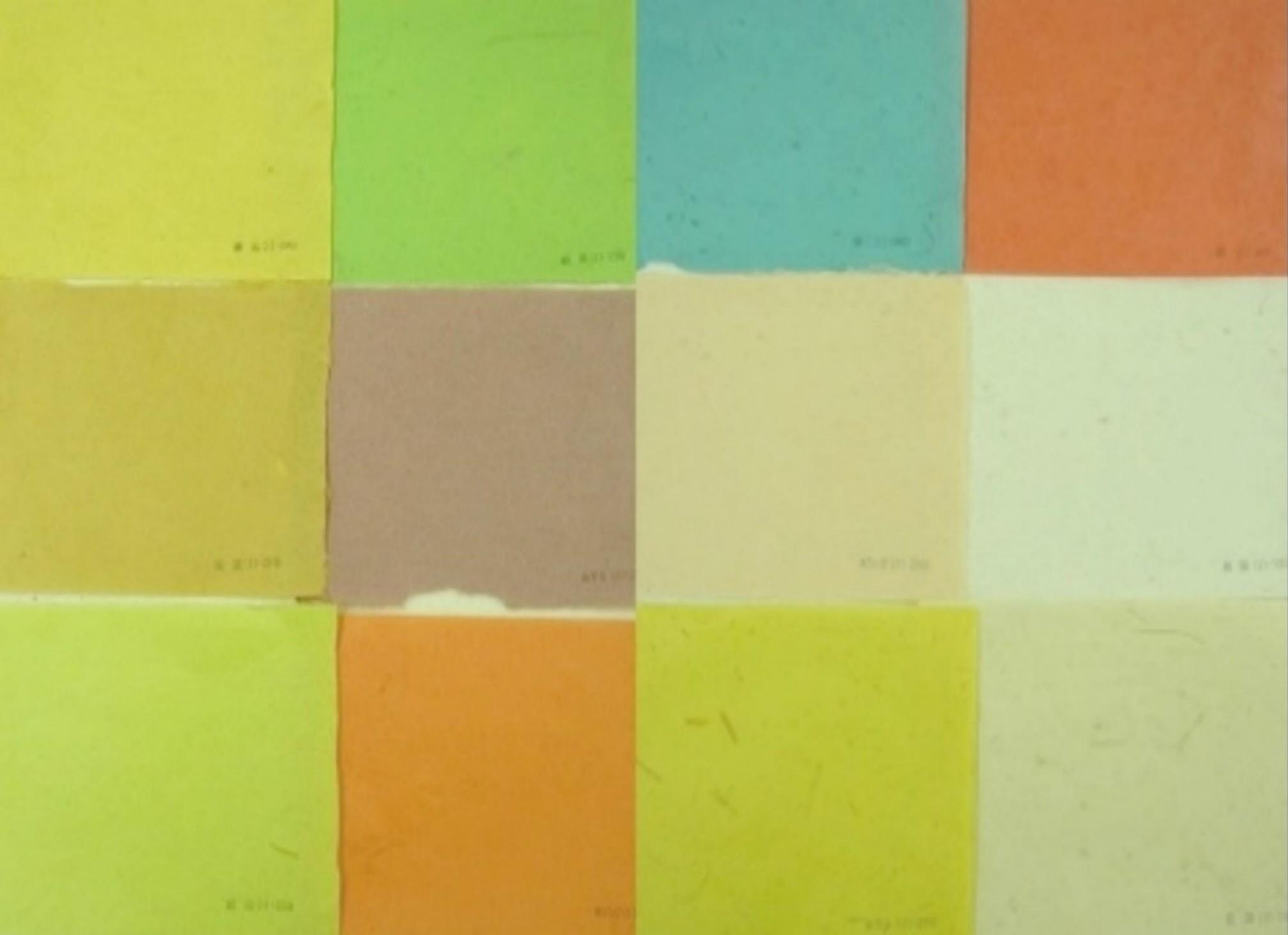 画像1: 手漉きカラー月桃紙